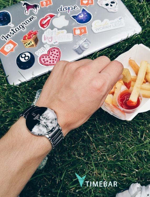 Наручные часы 33 ELEMENT 331633C, стоимость: 9730 руб.. Фото №3.