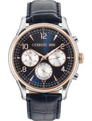 Wrist watch Cerruti 1881 CRA107STR03BL, cost: 249 €