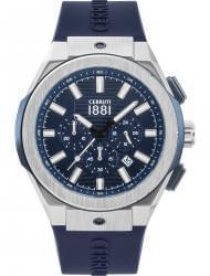 Wrist watch Cerruti 1881 CRA163STBL03BL, cost: 319 €