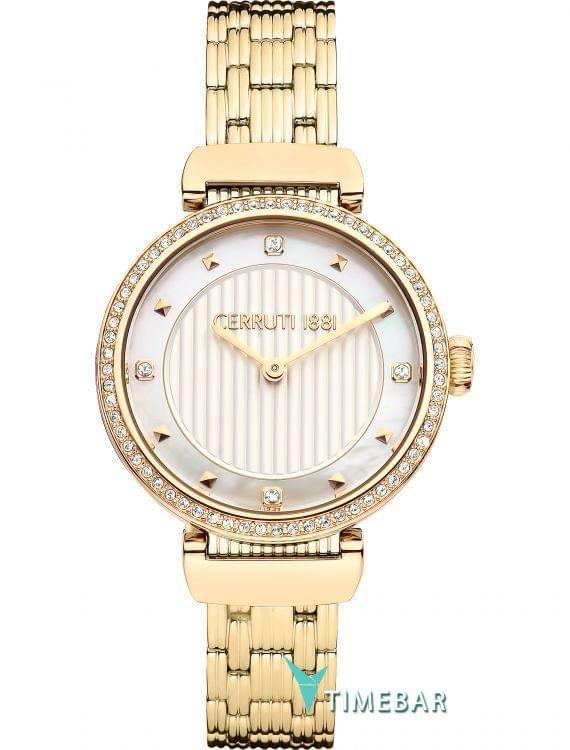 Wrist watch Cerruti 1881 CRM29101, cost: 329 €