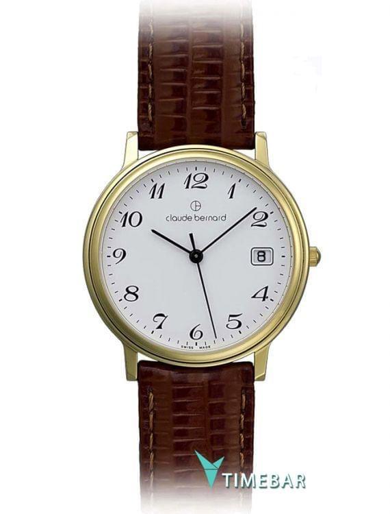 Наручные часы Claude Bernard 70149-37JBB, стоимость: 6750 руб.
