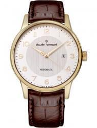 Наручные часы Claude Bernard 80091-37RABR, стоимость: 30310 руб.