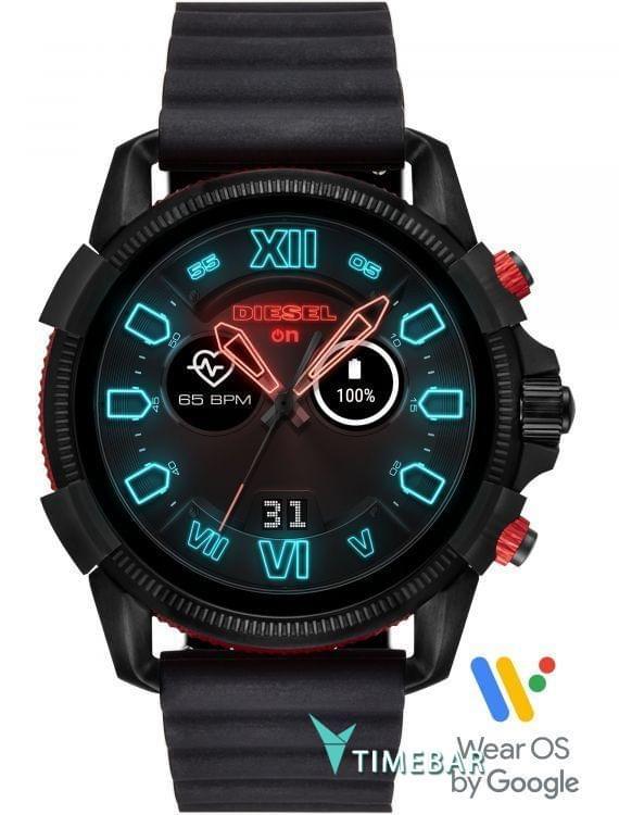 Умные часы Diesel DZT2010, стоимость: 29490 руб.