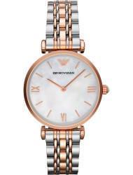 Wrist watch Emporio Armani AR1683, cost: 419 €