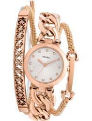 Наручные часы Fossil ES3567SET, стоимость: 6550 руб.