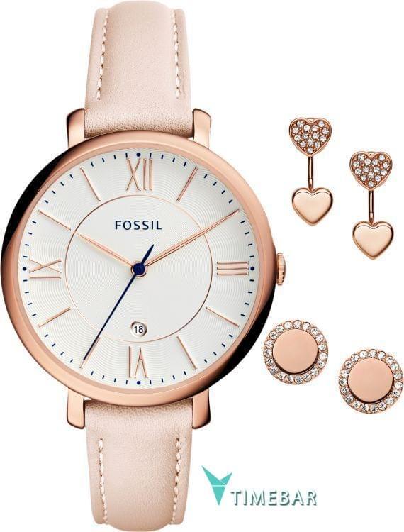 Наручные часы Fossil ES4202SET, стоимость: 7920 руб.