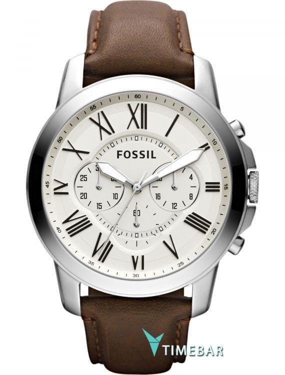Наручные часы Fossil FS4735IE, стоимость: 7640 руб.