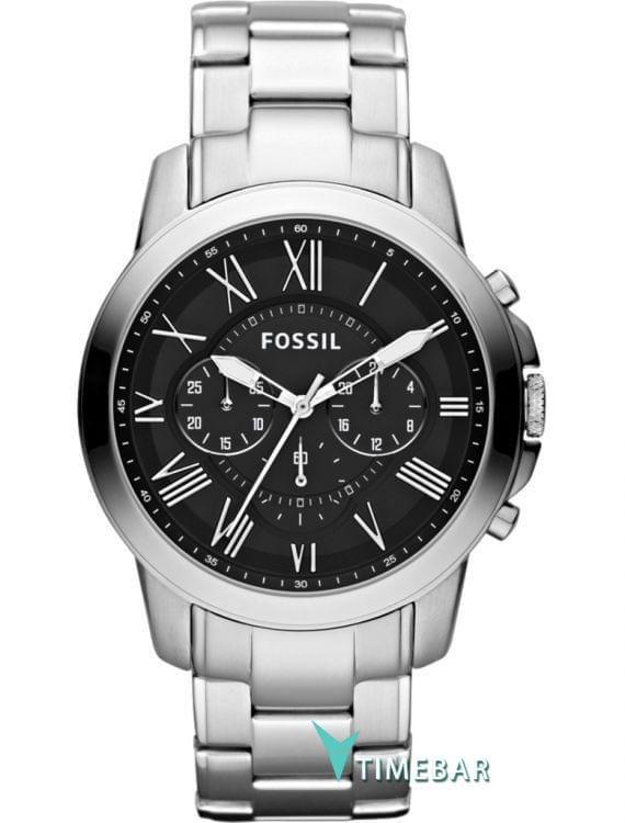 Наручные часы Fossil FS4736IE, стоимость: 11270 руб.
