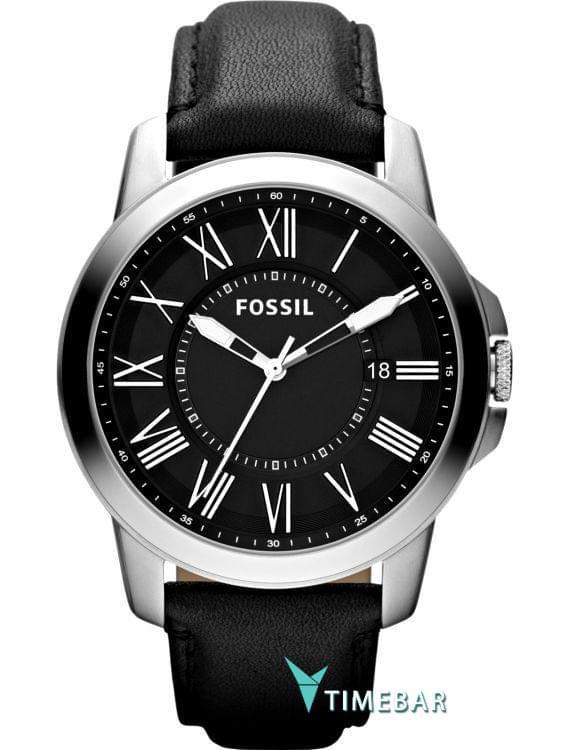 Наручные часы Fossil FS4745, стоимость: 5880 руб.