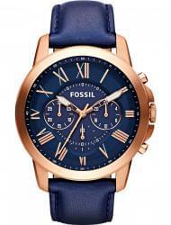 Наручные часы Fossil FS4835, стоимость: 9100 руб.