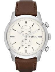 Наручные часы Fossil FS4865, стоимость: 7530 руб.