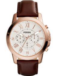 Наручные часы Fossil FS4991, стоимость: 6720 руб.