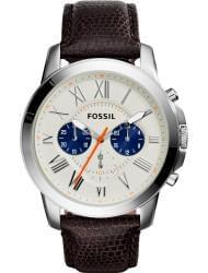 Наручные часы Fossil FS5021, стоимость: 6900 руб.