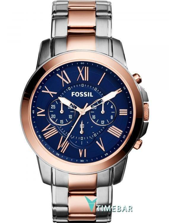 Наручные часы Fossil FS5024, стоимость: 10090 руб.