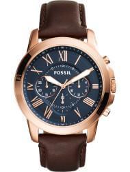 Наручные часы Fossil FS5068IE, стоимость: 7580 руб.