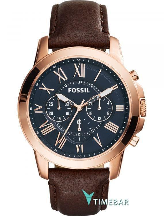 Наручные часы Fossil FS5068, стоимость: 6820 руб.