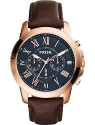 Наручные часы Fossil FS5068, стоимость: 7580 руб.