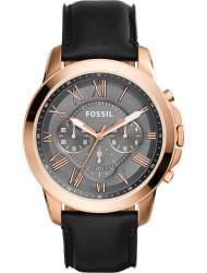 Наручные часы Fossil FS5085, стоимость: 9090 руб.