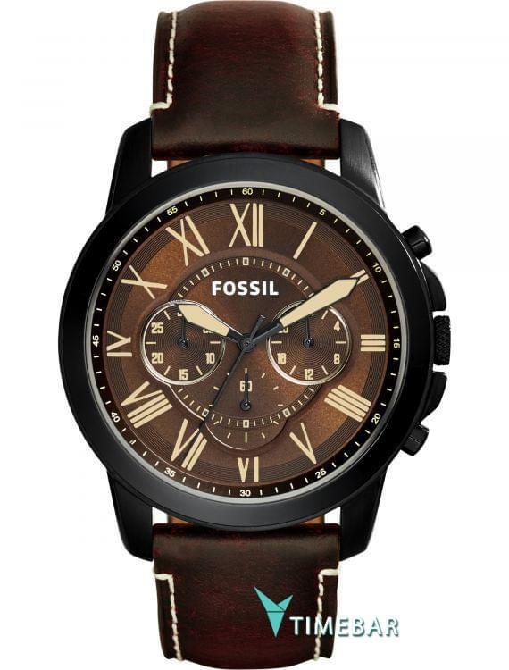 Наручные часы Fossil FS5088, стоимость: 6300 руб.