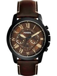 Наручные часы Fossil FS5088, стоимость: 7560 руб.