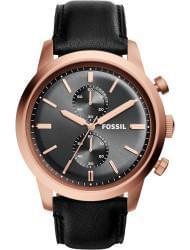 Наручные часы Fossil FS5097, стоимость: 9400 руб.