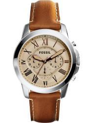 Наручные часы Fossil FS5118, стоимость: 7710 руб.