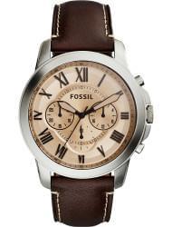 Наручные часы Fossil FS5152, стоимость: 7390 руб.