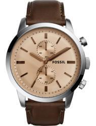 Наручные часы Fossil FS5156, стоимость: 8520 руб.