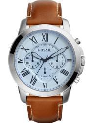 Наручные часы Fossil FS5184, стоимость: 7730 руб.