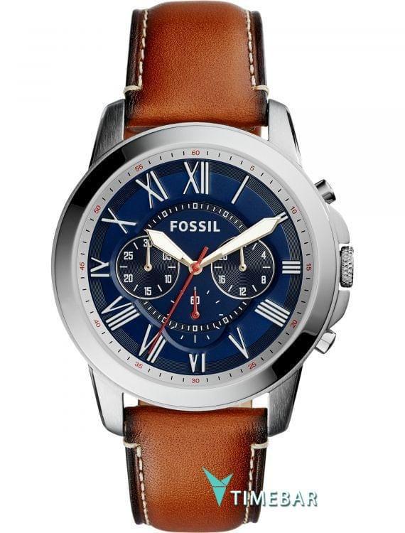 Наручные часы Fossil FS5210, стоимость: 6630 руб.