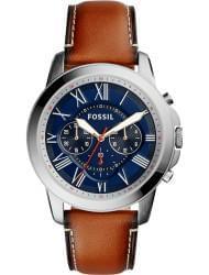 Наручные часы Fossil FS5210, стоимость: 7730 руб.