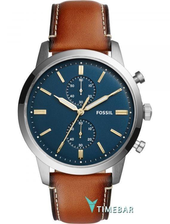 Наручные часы Fossil FS5279, стоимость: 7530 руб.