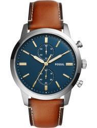 Наручные часы Fossil FS5279, стоимость: 6270 руб.