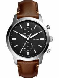 Наручные часы Fossil FS5280, стоимость: 6270 руб.