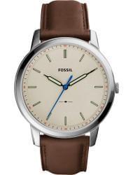 Наручные часы Fossil FS5306, стоимость: 7730 руб.