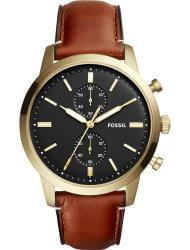 Наручные часы Fossil FS5338, стоимость: 7910 руб.