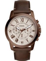 Наручные часы Fossil FS5344, стоимость: 8670 руб.