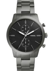 Наручные часы Fossil FS5349, стоимость: 12200 руб.