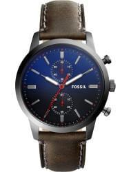 Наручные часы Fossil FS5378, стоимость: 15840 руб.