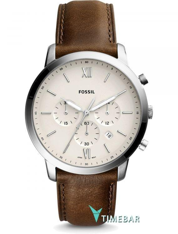 Наручные часы Fossil FS5380, стоимость: 6550 руб.