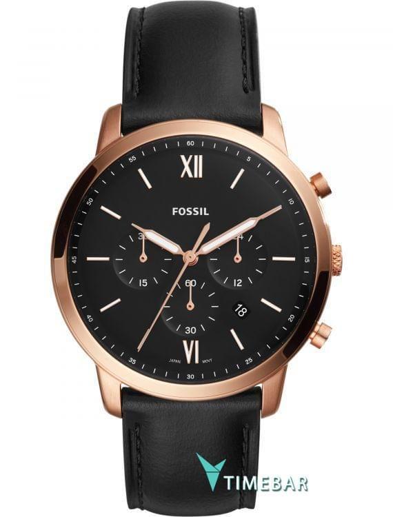 Наручные часы Fossil FS5381, стоимость: 6630 руб.