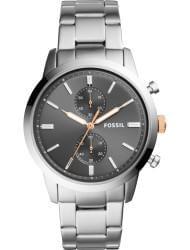 Наручные часы Fossil FS5407, стоимость: 6730 руб.