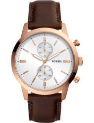 Наручные часы Fossil FS5468, стоимость: 10350 руб.