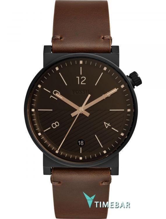 Наручные часы Fossil FS5552, стоимость: 6960 руб.