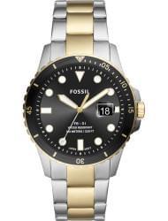Wrist watch Fossil FS5653, cost: 139 €