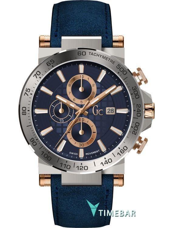 Наручные часы GC Y37004G7, стоимость: 16990 руб.