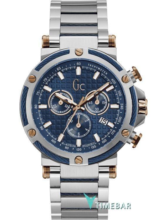 Наручные часы GC Y54003G7MF, стоимость: 31490 руб.