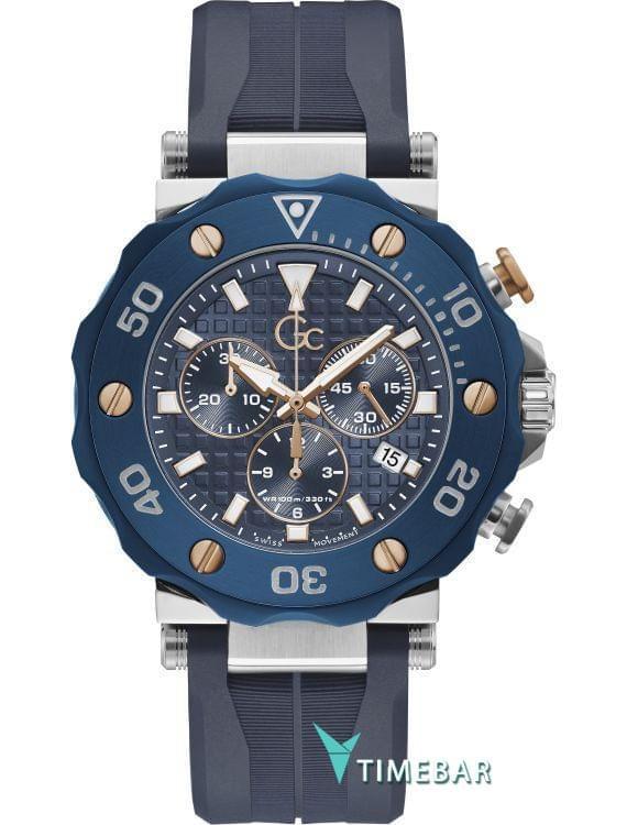 Часы GC Y63006G7MF, стоимость: 26390 руб.