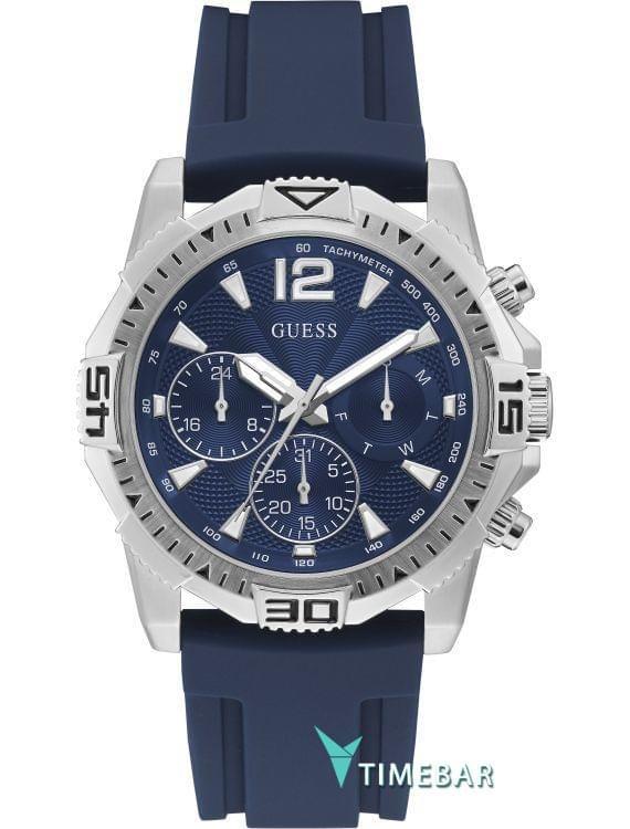 Наручные часы Guess GW0211G1, стоимость: 8390 руб.