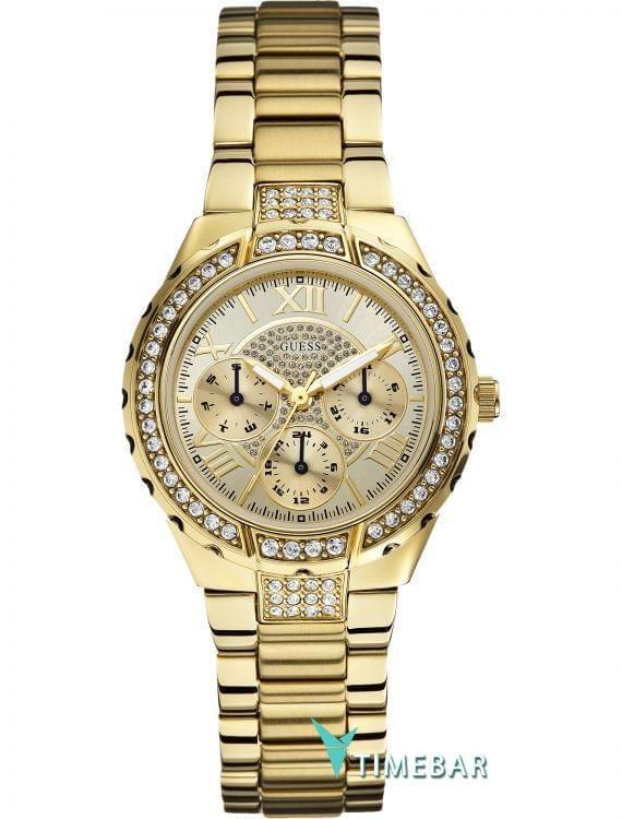 Наручные часы Guess W0111L2, стоимость: 7280 руб.